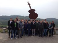 Exkursion nach Vogtsburg-Oberbergen zur Winzergenossenschaft Oberbergen im Kaiserstuhl
