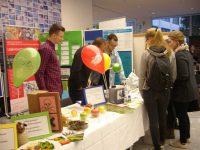 Die Lebensmitteltechniker der Berufsschule Butzbach auf  Zukunftstour in Frankfurt